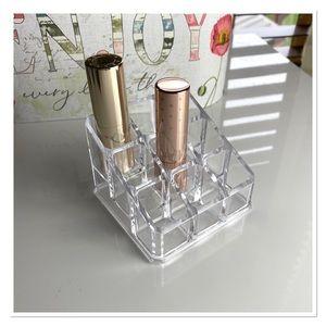 Acrylic Lipstick Organizer / Holder